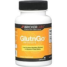 Bricker Labs Glutngo Capsules, 90 Count