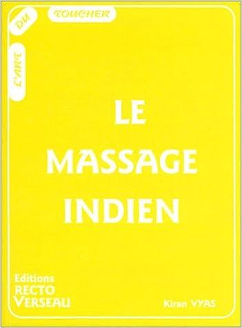 Le Massage indien pdf, epub