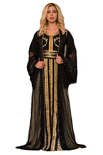 moroccan style dress - 5