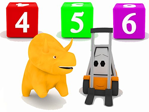 Review Learn numbers with Dino