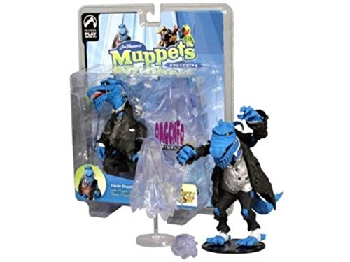 Muppet Show Uncle Deadly (Clear Ghost Variant) Action Figure