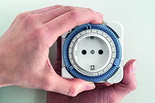 Theben 0260030 theben-timer 26 - temporizador analógico para ...