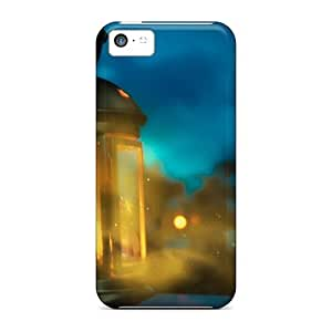 MMZ DIY PHONE CASENew Cute Funny Waiting For Christmas Case Cover/ iphone 6 plus 5.5 inch Case Cover