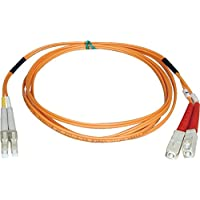 Tripp Lite - N516-02M - 2m Duplex LC SC 50 125 Fiber