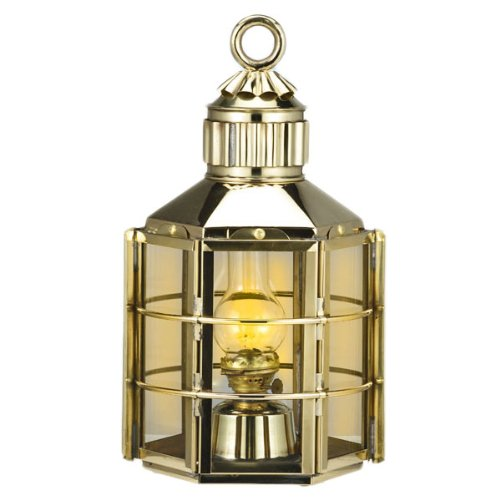 24'' Clipper Ship Touch Lantern Hanging Nautical Tropical Home Decor by Nautical Tropical Imports