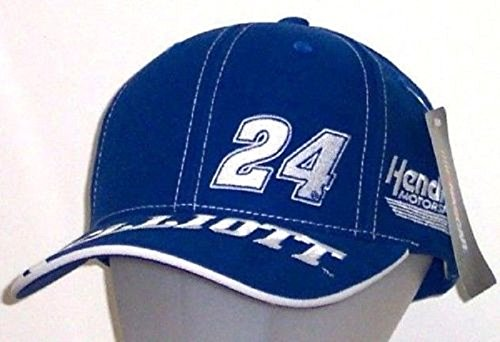 - Chase Elliott #24 Napa Racing Checkered Flag Sports Surge NASCAR Cap / Hat (OSFA)