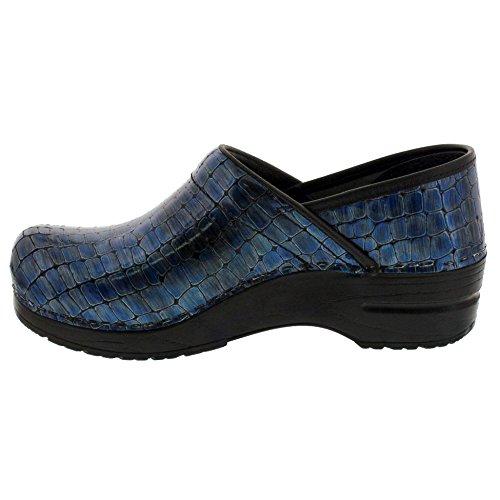 Nile Clogs grey Blue Edition Professional Womens Original Sanita Limited qtfSn
