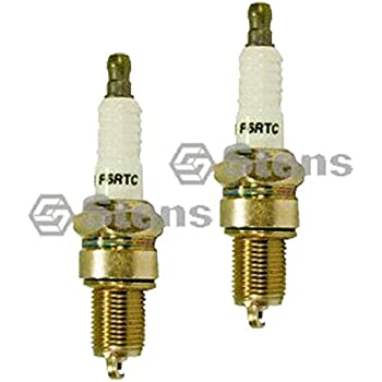 Stens 131-039 PK2 Torch Spark Plugs F6RTC