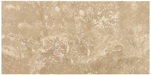 Dal-Tile T711361U Travertine Tile Torreon HONED 12 x 12