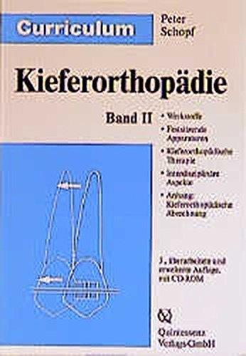 Curriculum Kieferorthopädie / Curriculum Kieferorthopädie