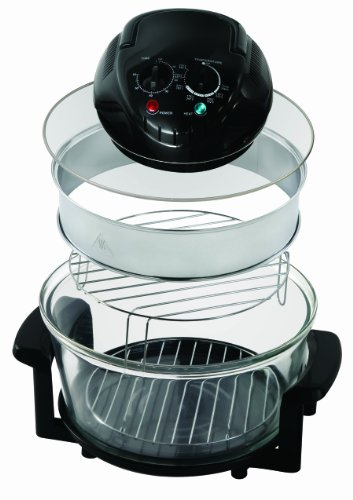 Big-Boss-Rapid-Wave-Halogen-Infrared-Convection-Countertop-Oven-with-Extender-Ring-Glass-Bowl
