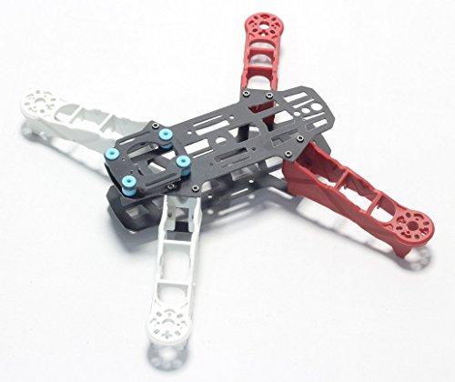 usmile Glass Fiber 120g 260mm Quadcopter Frame Kit Mini quad miniquad fpv quad fpv quadcopter racing drone