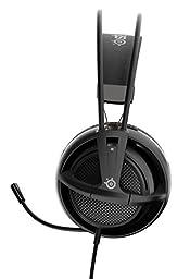 SteelSeries Siberia 200 Gaming Headset - Black (formerly Siberia v2)