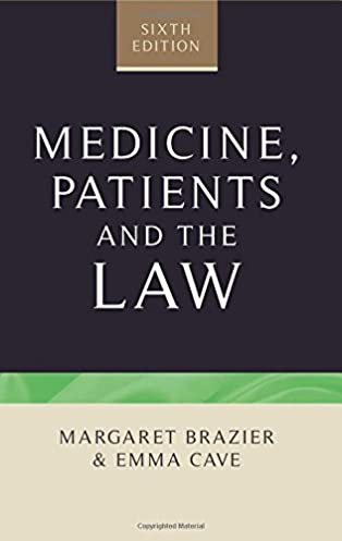 medicine patients and the law contemporary issues in bioethics rh amazon co uk Bioethics in Health Care Bioethics in Health Care