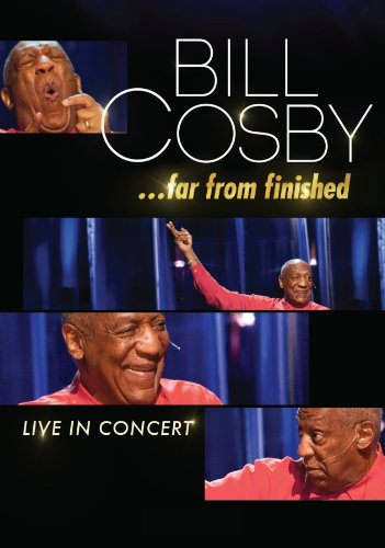 Bill Cosby... Far From Finished