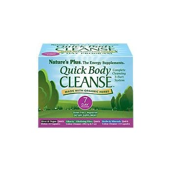 Nature S Plus Quick Body Cleanse  Day Program Reviews
