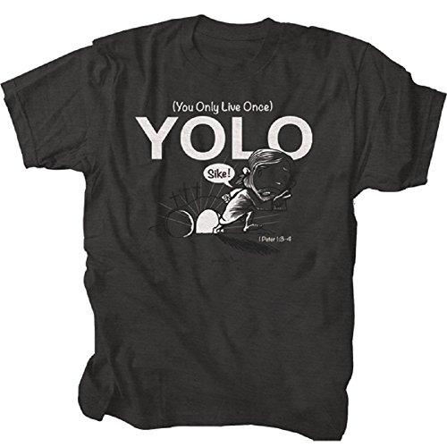 Dark T-shirt Family Family - Fish Shticks Adult Christian T-shirt