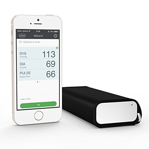 QardioArm sans fil Blood Pressure Monitor (Apple iOS et Android)