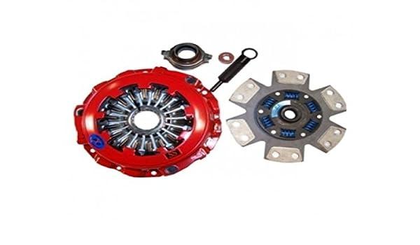 Amazon.com: South Bend Clutch K70007-SS-DXD-B-SMF Clutch Kit (DXD Racing 96-01 Audi A4/A4 Quattro AHA/ATQ 2.8L Stg 3 Drag): Automotive