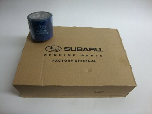 (Genuine Subaru Engine Oil Filter Case of 12 Filters)