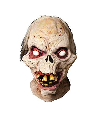 Trick or Treat Studios Men's Evil Dead 2-Pee Wee Mask, Multi, One Size ()