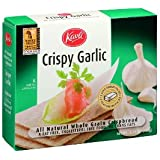 Kavli Crispbread, Garlic, 5.29-Ounce Boxes (Pack of 12)