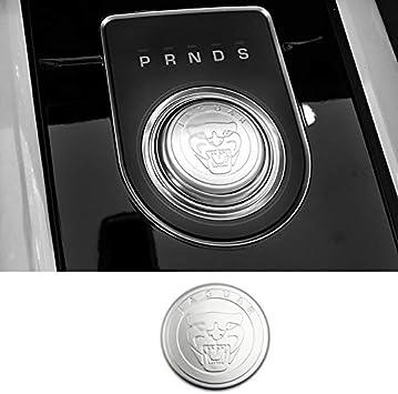 D28jd Logo Emblem Für Das Auto Schaltknauf Abdeckung Abs Buchstaben Aufkleber Für J Aguar F Pace Xe Xf Xfl Xel Küche Haushalt