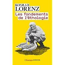 FONDEMENTS DE L'ÉTHOLOGIE (LES) N.P.