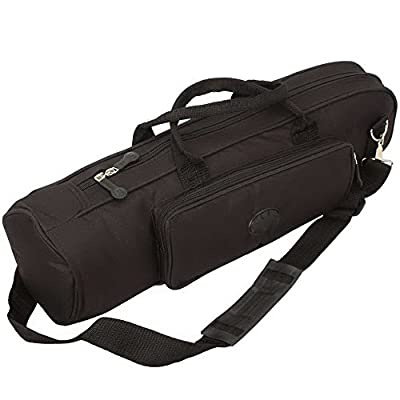FCH Senior Trumpet Gig Bag Case Nylon Black by FCH