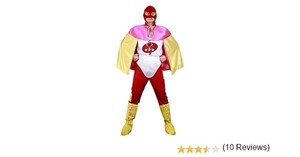 Disfraz de Superhéroe Spanish para hombre: Amazon.es: Juguetes y ...