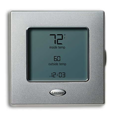 Carrier Edge Programmable Thermostat (Carrier Digital Thermostat)