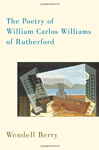 book cover of The Poetry of William Carlos Williams of Rutherford