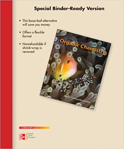 Amazon loose leaf organic chemistry 9780077640194 janice loose leaf organic chemistry 4th edition by janice smith fandeluxe Gallery
