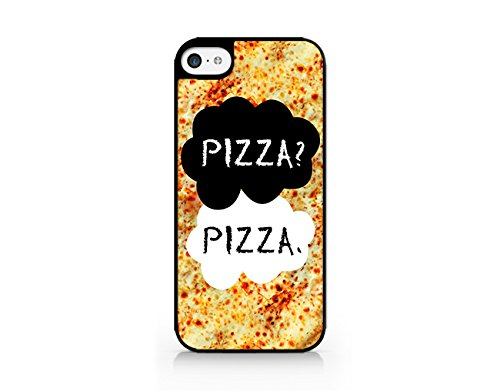 Pizza? Pizza. - Pizza - Compatible for iPhone 5C Black Case (C) Andre Gift Shop