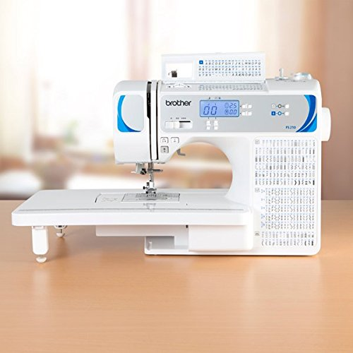 Brother FS210 Pro LED Computerised Sewing Machine with Extension Table & 3 Year Warranty