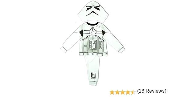 Pijama de soldado imperial de Star Wars, vestido disfraz oficial ...