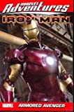 img - for Marvel Adventures Iron Man TP Armored Avenger Digest book / textbook / text book