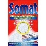 Somat Dishwasher Salt (Case Lot of 5 Boxes)