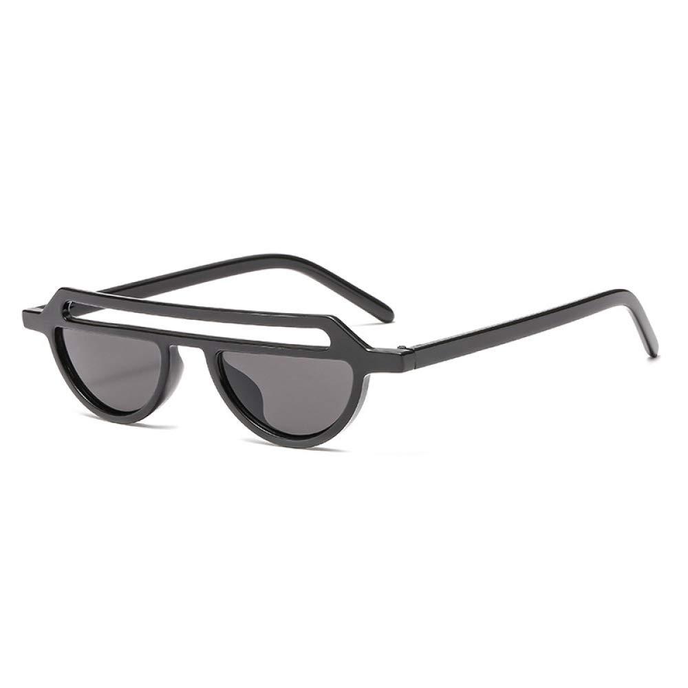 Yangjing-hl Gafas de Personalidad ahuecadas Gafas de Sol de ...