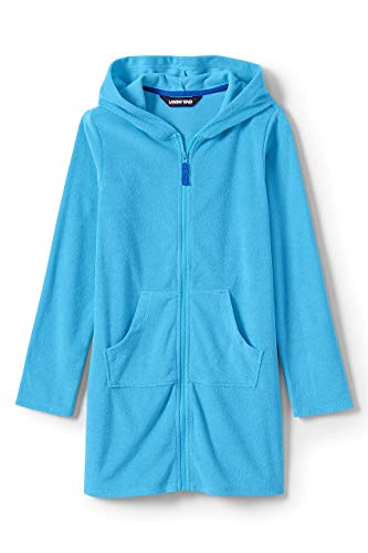 (Lands' End Girls Kangaroo Pocket Swim)