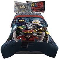 LEGO Ninjago Reversible Bedding Comforter - Twin