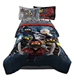 LEGO Ninjago Reversible Bedding Comforter - Twin
