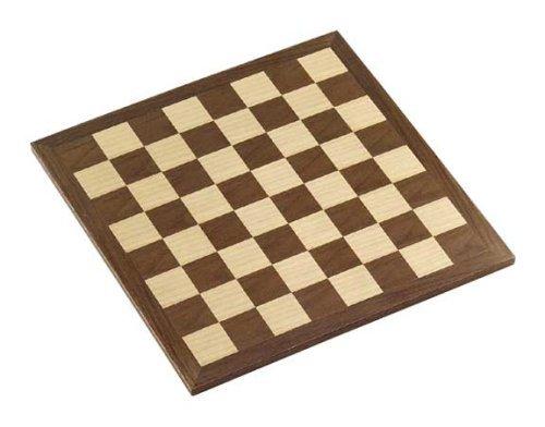 高級ブランド 16 Walnut John 16 Chess Board by John N. Hansen Hansen B01M6D17VL, athlete1:1c654dea --- cygne.mdxdemo.com