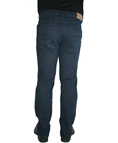 Paddocks Stretch Jeans Ranger 80067.5054.5719 blue black soft used, Weite / Länge:40 / 32