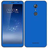 GADGETS WRAP Micromax Infinity Canvas Infinity Blue Glossy Skin for Front & Back. D4A17