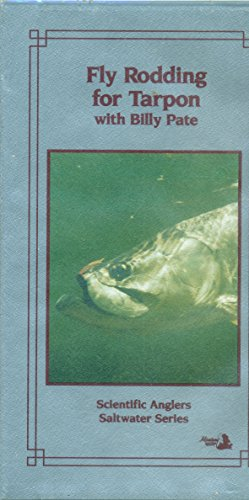 Fly Rodding for Tarpon [VHS] - Billy Pate Tarpon