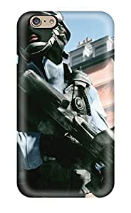 6 Scratch-proof Protection Case Cover For Iphone/ Hot Battlefield 3 Paris Phone Case