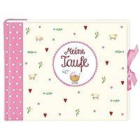 Meine Taufe (rosa): Eintragalbum (Eintragbücher)