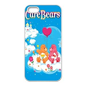 Care Bear iPhone 5 5s Cell Phone Case White Z1831006