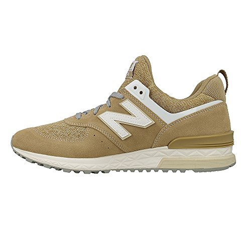 New Balance Herren Sneaker Weiß Bianco 43